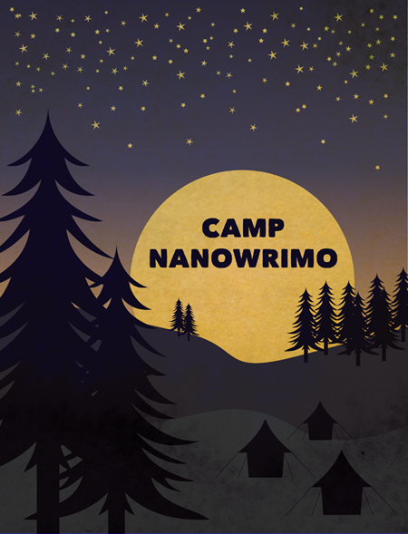 Camp Nano Cabin Quest