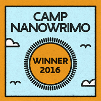 Camp Nano for the Win! (Time for the HappyDace)