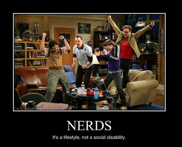 Embrace Your Inner Geek Day