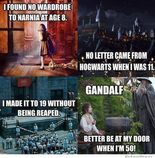 gandalf-better-be-at-my-door-when-im-50