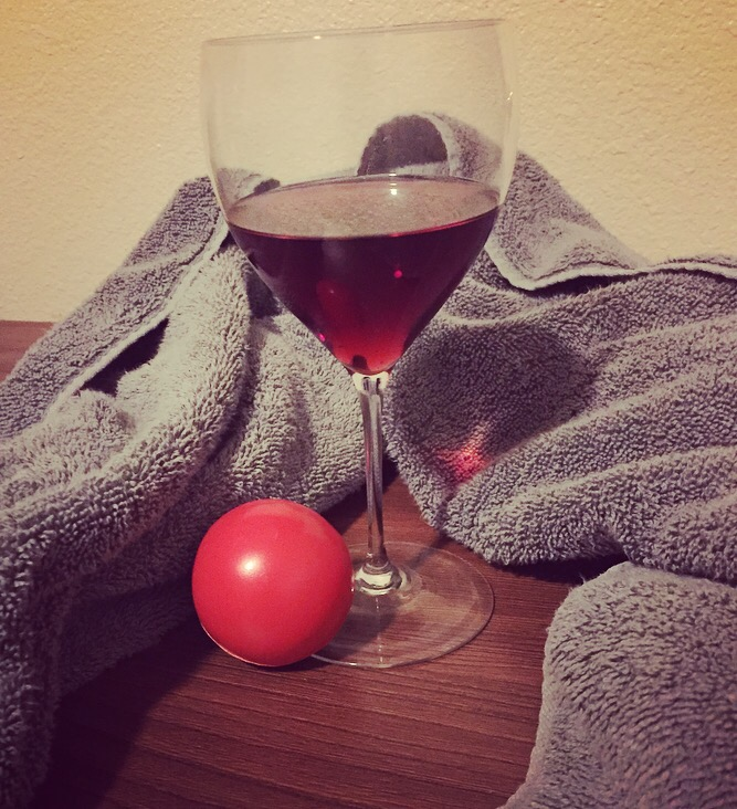 Towels, Noses and Wine, oh my