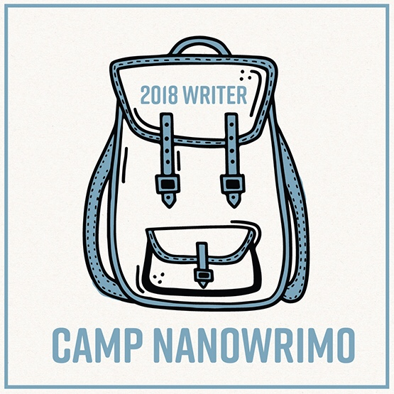 Camp NaNoWriMo on the Horizon